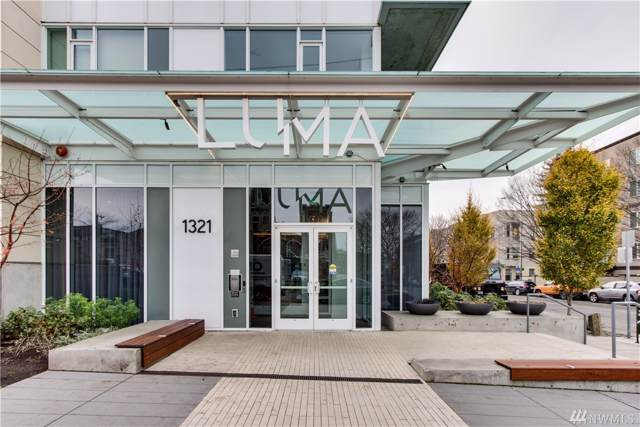 1321 Seneca St #409, Seattle, WA 98101 (#1541403) :: Northern Key Team