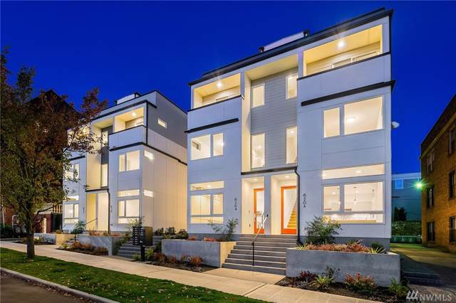620-B 10th Ave E, Seattle, WA 98102 (#1541409) :: Better Homes and Gardens Real Estate McKenzie Group