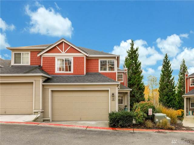 2840 139th Ave SE #19, Bellevue, WA 98005 (#1541634) :: Keller Williams Realty