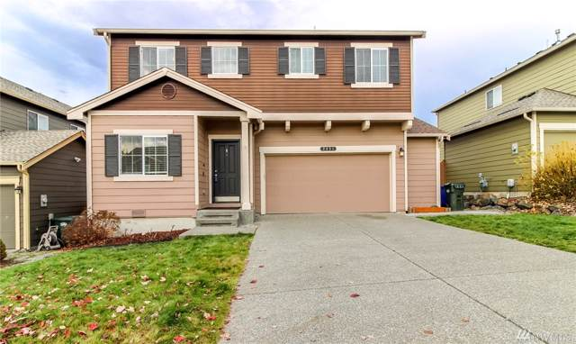 2431 195th St E, Spanaway, WA 98387 (#1541678) :: Keller Williams Realty