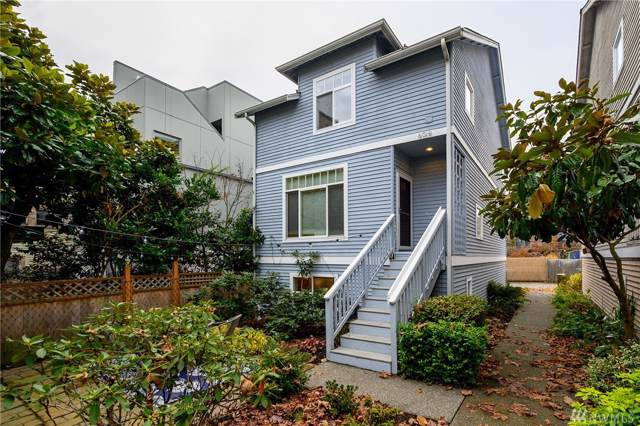 609 21st Ave, Seattle, WA 98122 (#1541692) :: Better Homes and Gardens Real Estate McKenzie Group