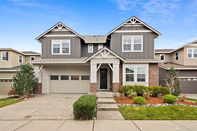 9027 Satterlee Ave SE, Snoqualmie, WA 98065 (#1541700) :: McAuley Homes