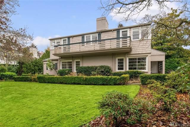 1135 Parkside Dr E, Seattle, WA 98112 (#1541741) :: Ben Kinney Real Estate Team
