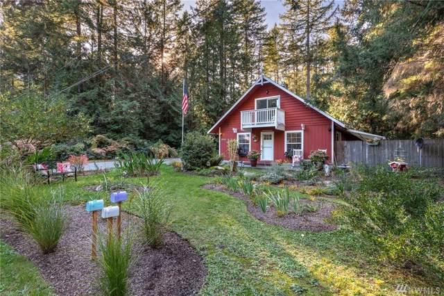 8916 Johnson Road, Anderson Island, WA 98303 (#1541807) :: KW North Seattle