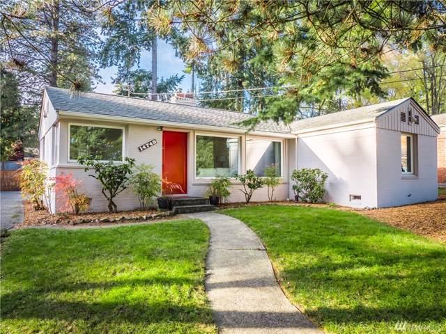14745 27th Ave NE, Shoreline, WA 98155 (#1541894) :: Record Real Estate