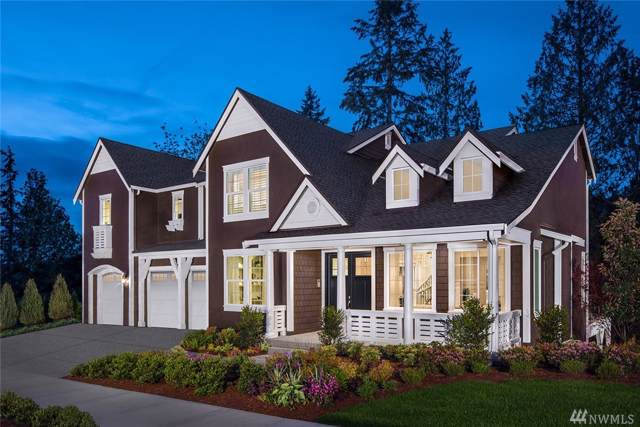 11811 NE 45th (Homesite 7) St, Kirkland, WA 98033 (#1541901) :: NW Homeseekers