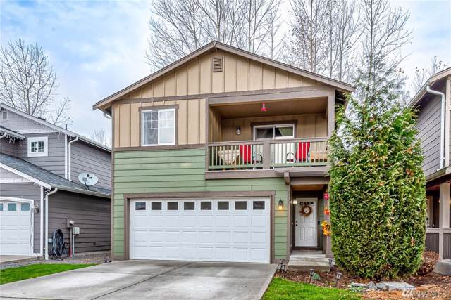 4729 148th St NE #268, Marysville, WA 98271 (#1542062) :: Record Real Estate