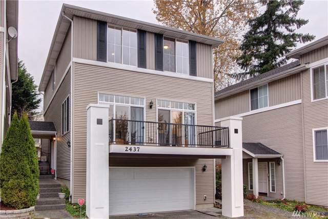 2437 132nd Ave SE, Bellevue, WA 98005 (#1542249) :: Keller Williams Realty