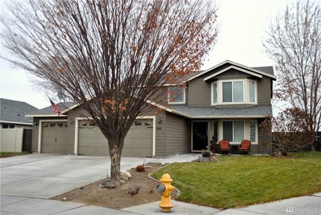 1849 S Monroe St, Moses Lake, WA 98837 (#1542296) :: Keller Williams - Shook Home Group