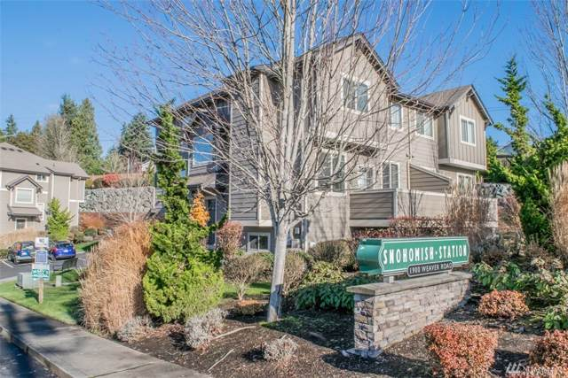 1900 Weaver Rd A102, Snohomish, WA 98290 (#1542328) :: Real Estate Solutions Group