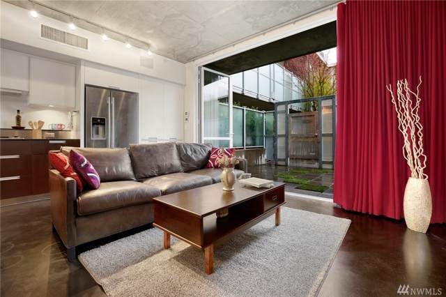 501 Roy St C232, Seattle, WA 98109 (#1542374) :: Real Estate Solutions Group