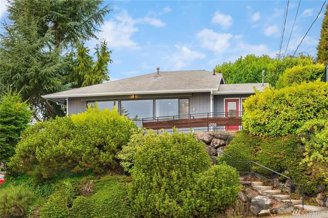 4158 45th Ave SW, Seattle, WA 98116 (#1542413) :: Canterwood Real Estate Team