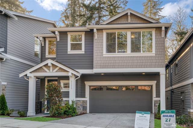 22373 SE 43rd (Lot 27) Place, Issaquah, WA 98029 (#1542510) :: Liv Real Estate Group