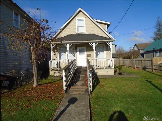 414 11th St, Hoquiam, WA 98550 (#1542515) :: Pickett Street Properties