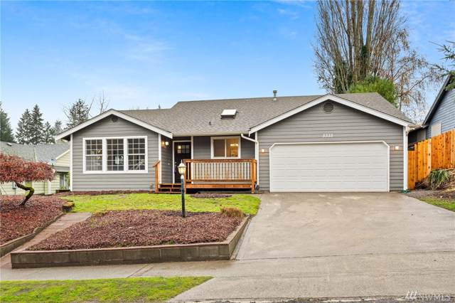 3332 Woodside Ct NE, Olympia, WA 98506 (#1542638) :: Ben Kinney Real Estate Team