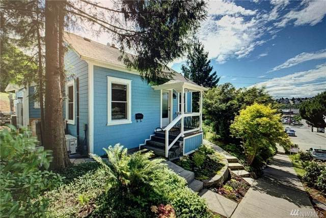 1311 W Newton St, Seattle, WA 98119 (#1542689) :: Liv Real Estate Group