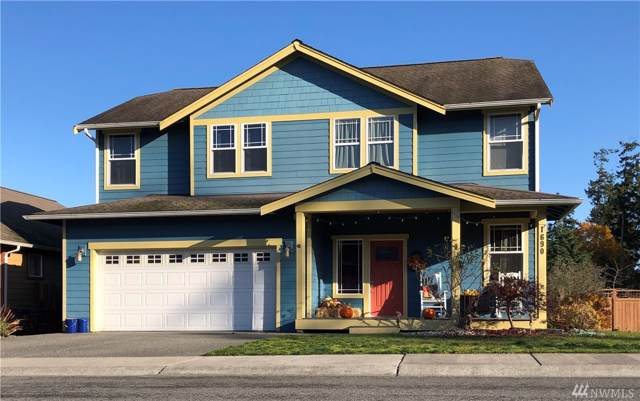 1690 SW Carnegie St, Oak Harbor, WA 98277 (#1542737) :: Real Estate Solutions Group
