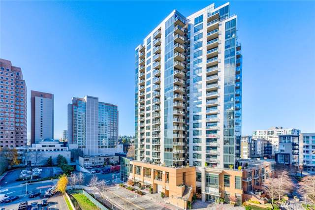 10610 NE 9th Place #905, Bellevue, WA 98004 (#1542859) :: Alchemy Real Estate