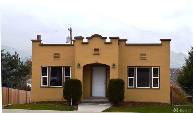 710 N Baker, East Wenatchee, WA 98802 (#1542920) :: Real Estate Solutions Group