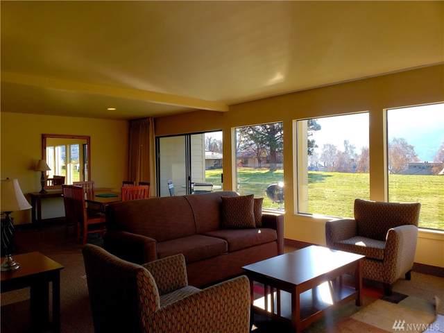 1 Lodge 621-I, Manson, WA 98831 (#1543188) :: Mike & Sandi Nelson Real Estate