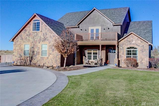 7724 SE Dune Lake Rd, Moses Lake, WA 98837 (#1543224) :: Mike & Sandi Nelson Real Estate
