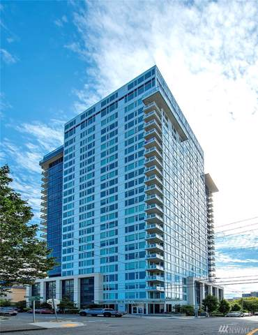 1321 Seneca St #1602, Seattle, WA 98101 (#1543244) :: Liv Real Estate Group