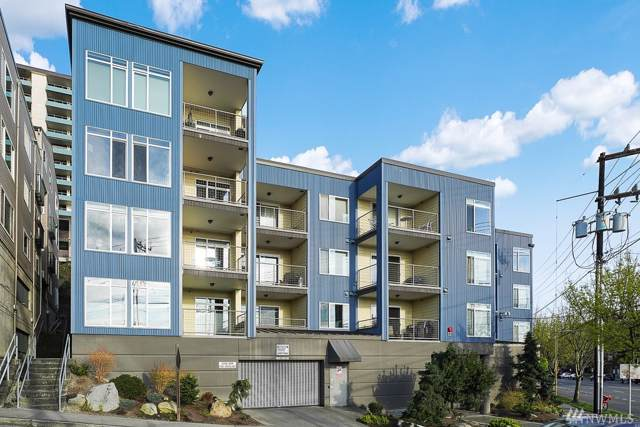 500 Elliott Ave W #301, Seattle, WA 98119 (#1543295) :: Canterwood Real Estate Team