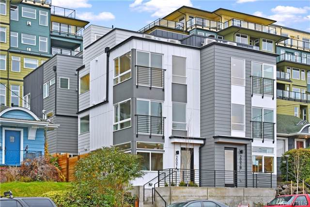 2005 Dexter Ave N B, Seattle, WA 98119 (#1543318) :: Capstone Ventures Inc