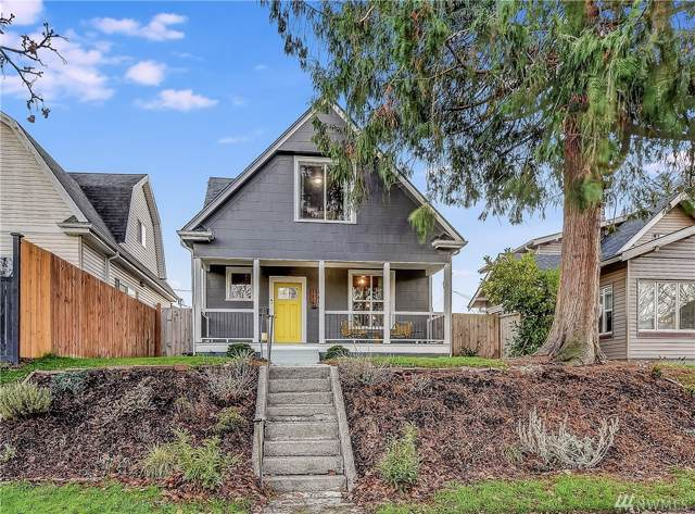 1710 S 8th St, Tacoma, WA 98405 (#1543484) :: NW Home Experts
