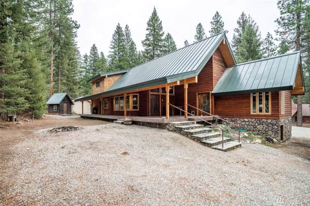 21402 Quarter Rd, Leavenworth, WA 98826 (#1543571) :: Capstone Ventures Inc