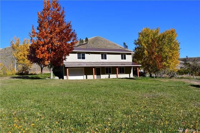 955 Antoine Creek Rd, Chelan, WA 98816 (#1543639) :: Center Point Realty LLC