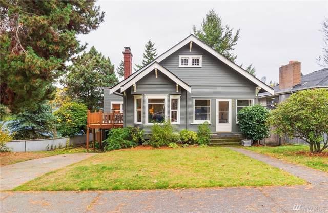 4437 46th Ave SW, Seattle, WA 98116 (#1543800) :: Record Real Estate
