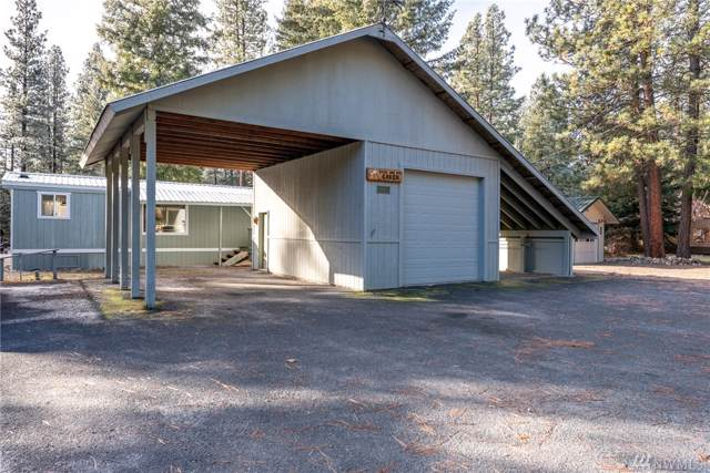 21210 Stetson Rd, Leavenworth, WA 98826 (MLS #1544000) :: Nick McLean Real Estate Group