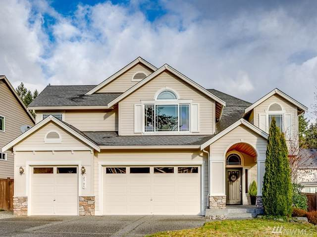 2705 NE Noll Valley Lp, Poulsbo, WA 98370 (#1544029) :: Mike & Sandi Nelson Real Estate