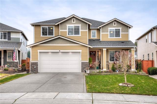 13926 63rd Av Ct E, Puyallup, WA 98373 (#1544082) :: Keller Williams Realty