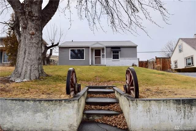 255 SW F St, Ephrata, WA 98823 (#1544158) :: Crutcher Dennis - My Puget Sound Homes