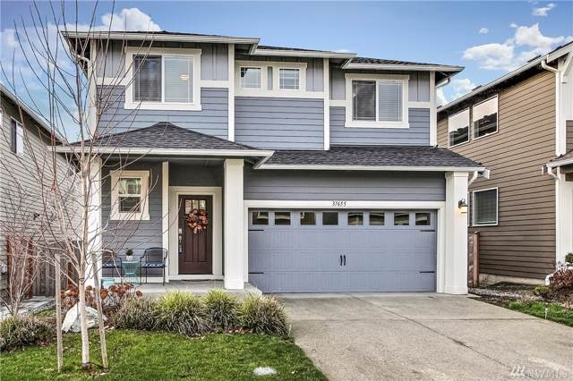 37655 31st Ave S, Federal Way, WA 98003 (#1544164) :: Lucas Pinto Real Estate Group