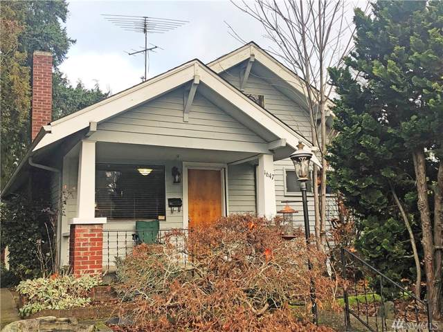 1647 E Fairbanks St, Tacoma, WA 98404 (#1544174) :: Crutcher Dennis - My Puget Sound Homes