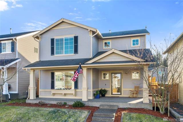 33907 SE Odell St, Snoqualmie, WA 98065 (#1544452) :: Crutcher Dennis - My Puget Sound Homes