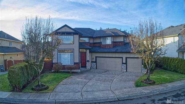 2202 NE 154th Ave, Vancouver, WA 98684 (#1544501) :: Pickett Street Properties