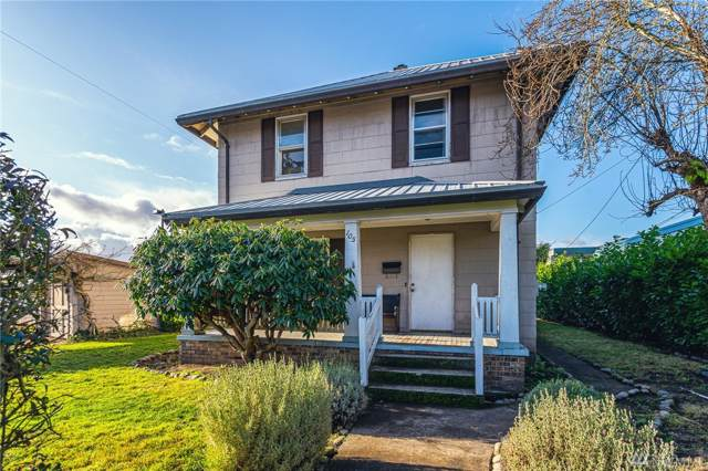 105 S Washington Ave, Centralia, WA 98531 (#1544532) :: Ben Kinney Real Estate Team