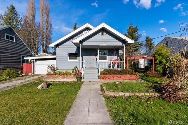 1509 S 45th St, Tacoma, WA 98418 (#1544605) :: Center Point Realty LLC