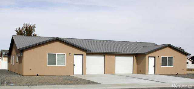 511 F St Ne (Lot 4 ), Quincy, WA 98848 (MLS #1544619) :: Nick McLean Real Estate Group