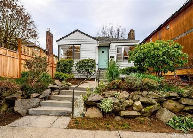 545 N 83rd St, Seattle, WA 98103 (#1544631) :: Crutcher Dennis - My Puget Sound Homes