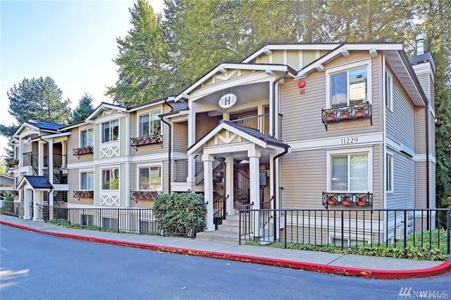 11229 NE 128th St H103, Kirkland, WA 98034 (#1544651) :: Capstone Ventures Inc