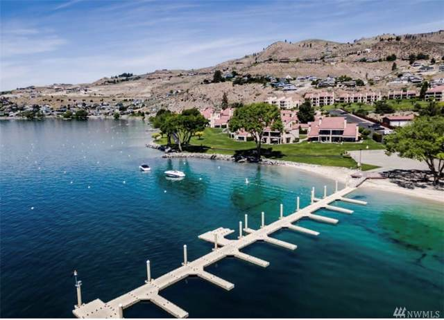100 Lake Chelan Shores Dr 19-3, Chelan, WA 98816 (#1544745) :: Liv Real Estate Group