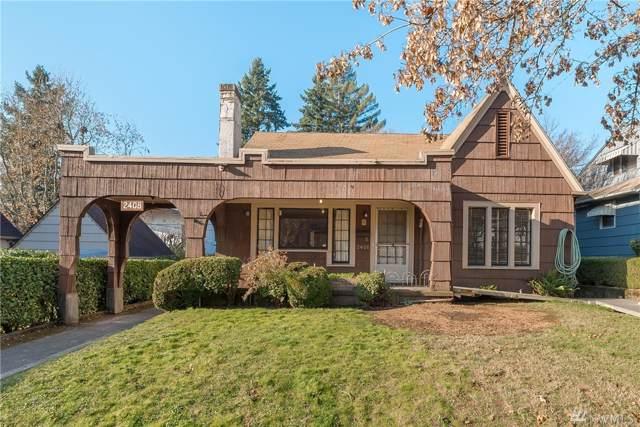 2408 F St, Vancouver, WA 98663 (#1544940) :: Record Real Estate