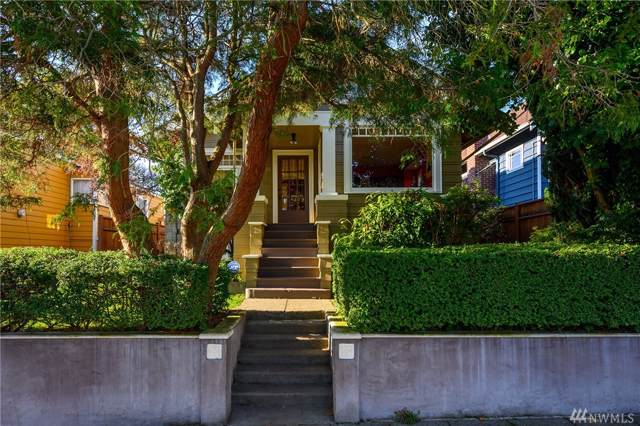 4709 37th Ave NE, Seattle, WA 98105 (#1545027) :: Ben Kinney Real Estate Team