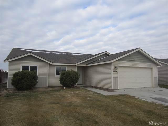 1304 W Bonneville St, Moses Lake, WA 98837 (MLS #1545062) :: Nick McLean Real Estate Group