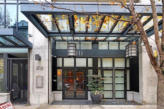 2716 Elliot Ave #302, Seattle, WA 98121 (#1545158) :: Pickett Street Properties